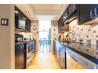 """Photo 4: B607 1331 HOMER Street in Vancouver: Yaletown Condo for sale in """"Pacific Point"""" (Vancouver West)  : MLS®# V1005844"""