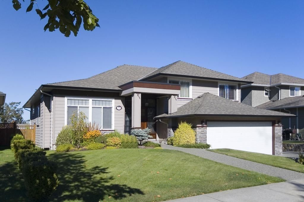 Main Photo: 3505 Promenade Cres in Victoria: Residential for sale : MLS®# 286554