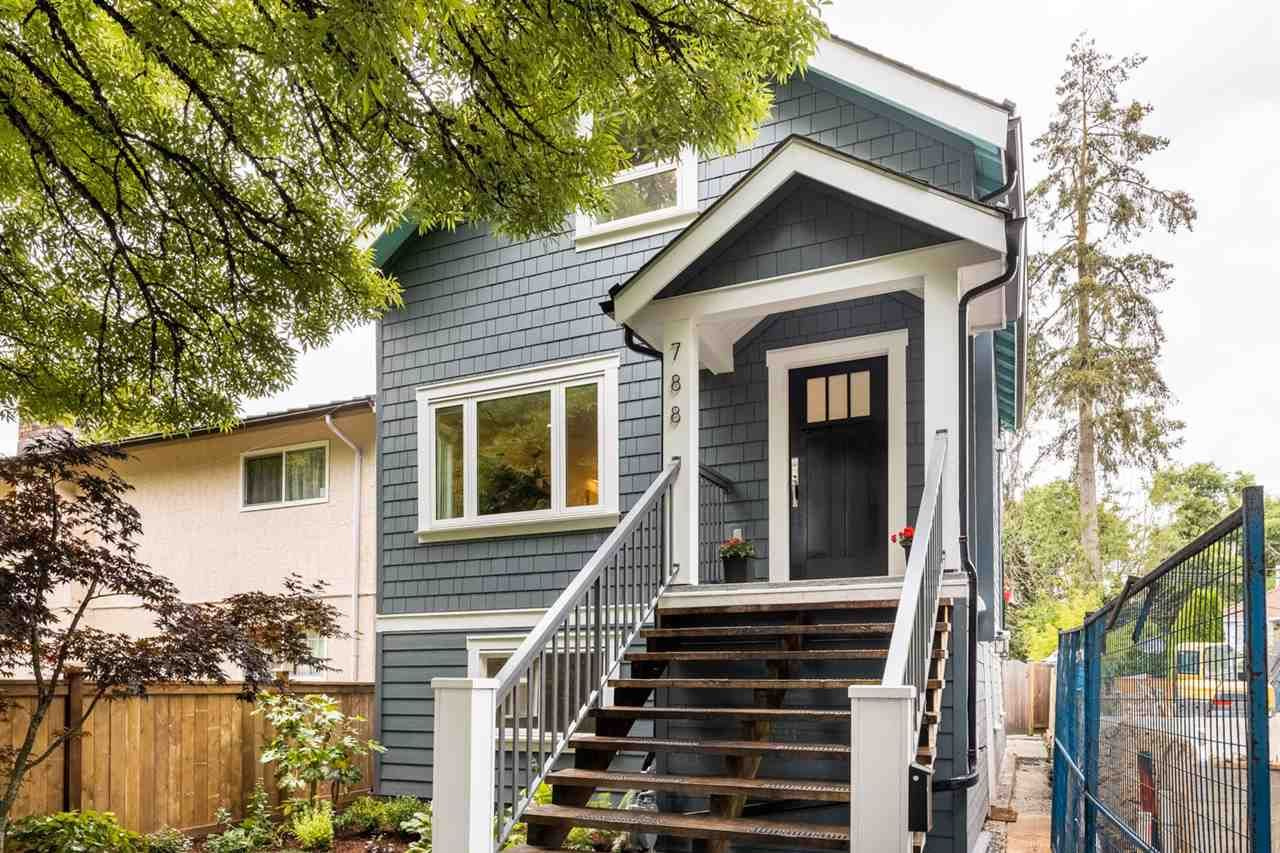 Main Photo: 788 E 19TH Avenue in Vancouver: Fraser VE House for sale (Vancouver East)  : MLS®# R2477729
