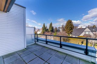 Photo 20: 1496 W 58TH Avenue in Vancouver: South Granville Townhouse for sale (Vancouver West)  : MLS®# R2547398