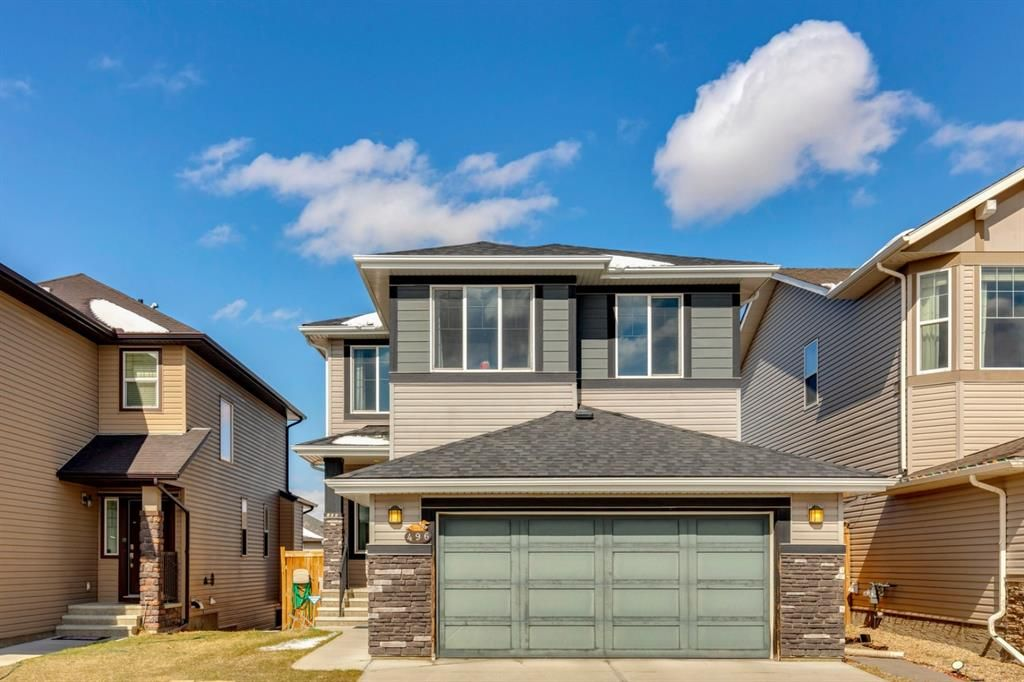 Main Photo: 496 PANORA Way NW in Calgary: Panorama Hills Detached for sale : MLS®# A1096867