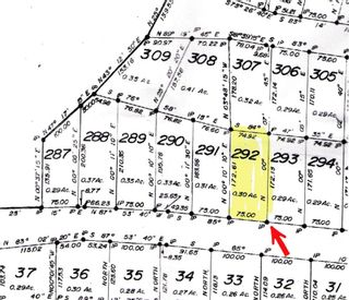 Photo 2: Lot 292 Estate Drive in Anglemont: Land Only for sale : MLS®# 10062139
