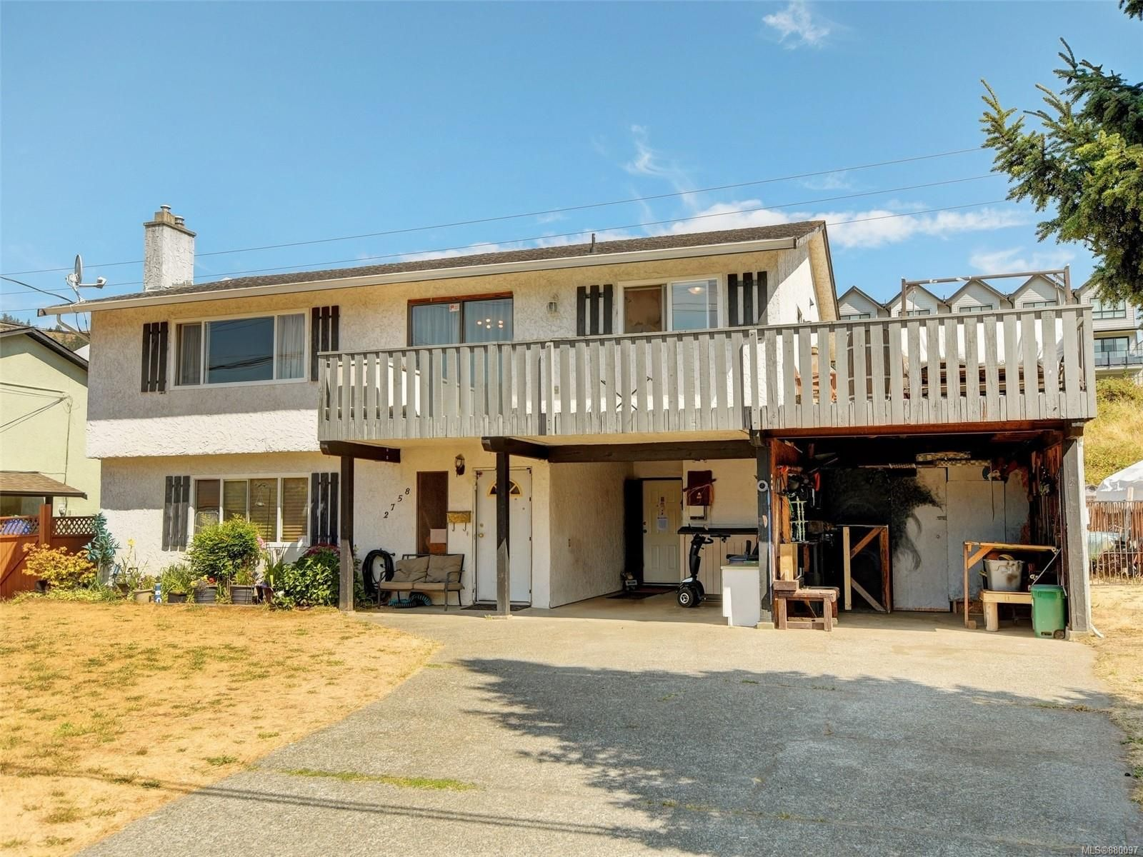 Main Photo: 2758 Lakehurst Dr in Langford: La Goldstream House for sale : MLS®# 880097