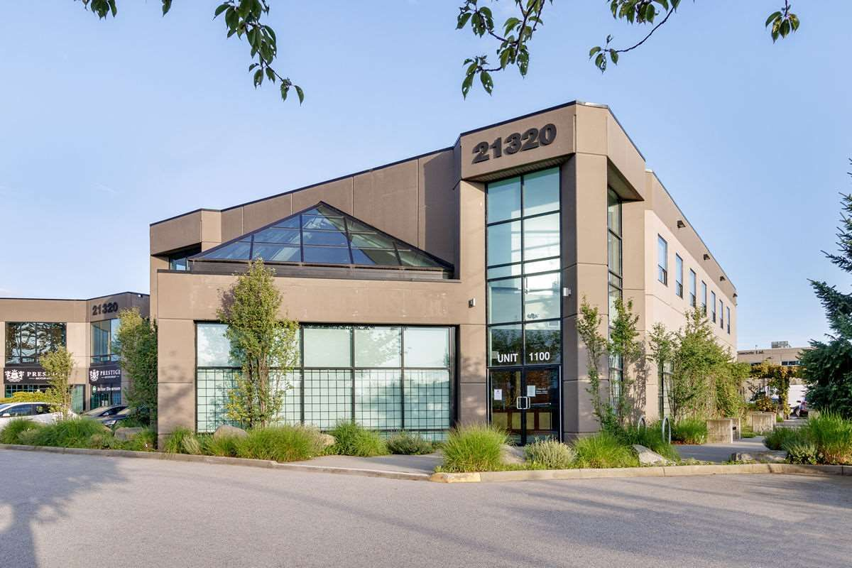 Main Photo: 1100 21320 WESTMINSTER Highway in Richmond: East Richmond Office for sale : MLS®# C8033813