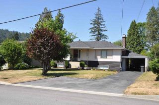 Photo 1: 611 CHAPMAN Avenue in Coquitlam: Coquitlam West House for sale : MLS®# R2295913