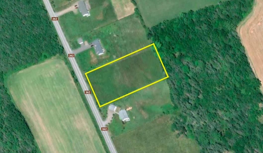 Main Photo: Lot 6 Highway 362 in Spa Springs: 400-Annapolis County Vacant Land for sale (Annapolis Valley)  : MLS®# 202109145