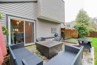 "Photo 32: 21 3397 HASTINGS Street in Port Coquitlam: Woodland Acres PQ Townhouse for sale in ""Maple Creek"" : MLS®# R2544787"