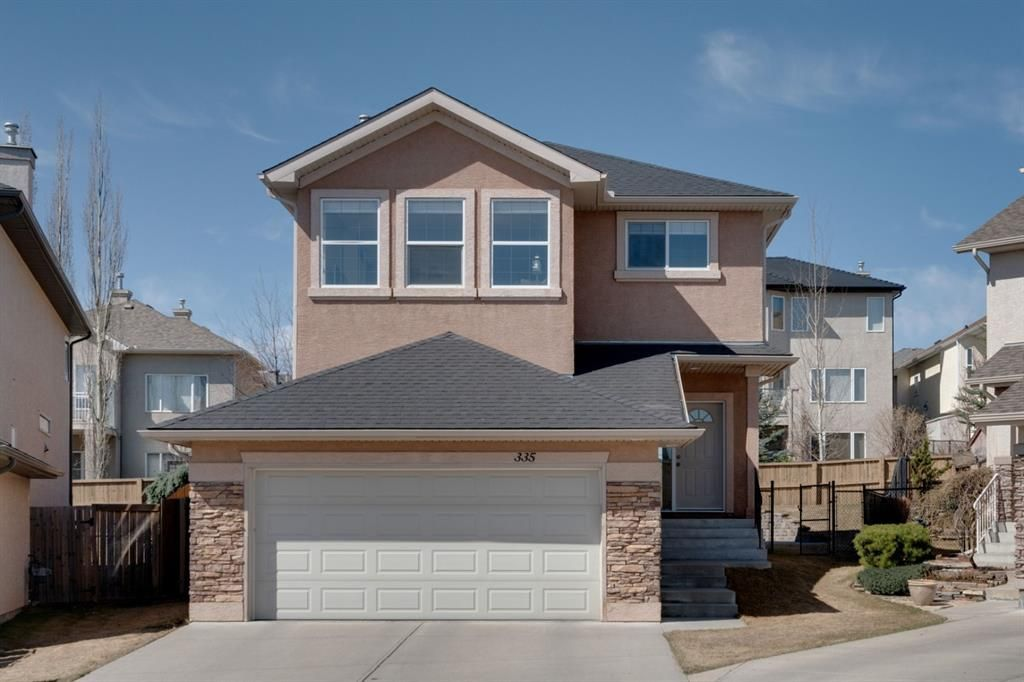 Main Photo: 335 Panorama Hills Terrace NW in Calgary: Panorama Hills Detached for sale : MLS®# A1092734