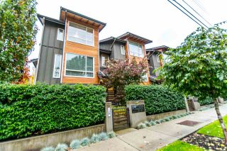 """Photo 2: 29 897 PREMIER Street in North Vancouver: Lynnmour Townhouse for sale in """"Legacy @ Nature's Edge"""" : MLS®# R2135683"""