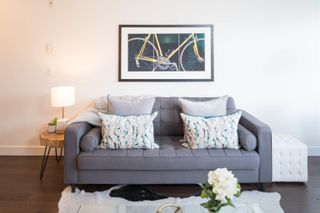 """Photo 5: 1 1250 W 6TH Avenue in Vancouver: Fairview VW Townhouse for sale in """"Silver"""" (Vancouver West)  : MLS®# R2624702"""
