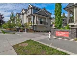 """Photo 40: 8 14285 64 Avenue in Surrey: East Newton Townhouse for sale in """"ARIA LIVING"""" : MLS®# R2618400"""