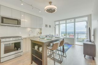 """Photo 3: 1401 258 NELSON'S Court in New Westminster: Sapperton Condo for sale in """"THE COLUMBIA"""" : MLS®# R2594061"""