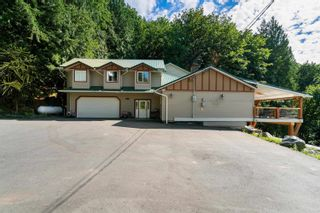 Photo 1: 43590 CHILLIWACK MOUNTAIN Road in Chilliwack: Chilliwack Mountain Land Commercial for sale : MLS®# C8040189