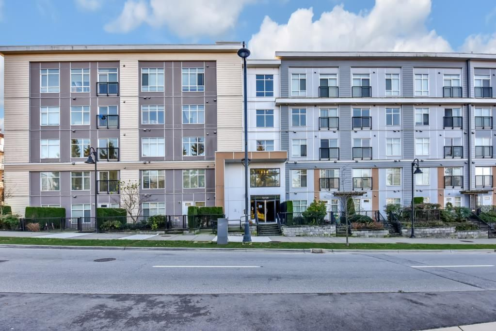 Main Photo: 208 13728 108 Avenue in Surrey: Whalley Condo for sale (North Surrey)  : MLS®# R2528500