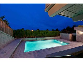 Photo 19: 1479 CHIPPENDALE RD in West Vancouver: Canterbury WV House for sale : MLS®# V1016218