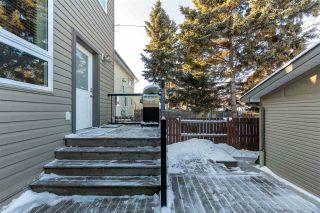 Photo 43: 10418 69 Avenue in Edmonton: Zone 15 Townhouse for sale : MLS®# E4227689