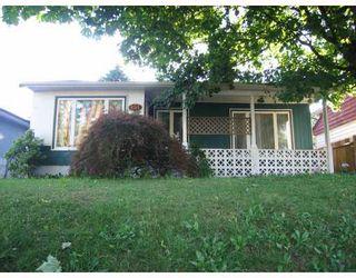 Photo 1: 451 WILSON Street in New_Westminster: Sapperton House for sale (New Westminster)  : MLS®# V770188