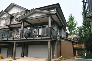 "Photo 1: 8 11176 GILKER HILL Road in Maple Ridge: Cottonwood MR Townhouse for sale in ""BLUETREE"" : MLS®# R2195657"