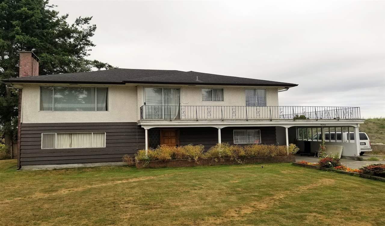 Main Photo: 14260 WESTMINSTER Highway in Richmond: East Richmond House for sale : MLS®# R2373942