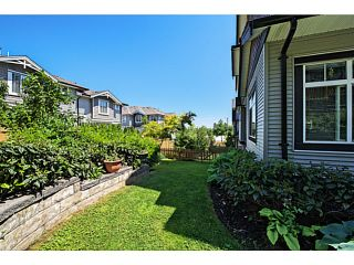 """Photo 15: 14 6299 144TH Street in Surrey: Sullivan Station Townhouse for sale in """"Altura"""" : MLS®# F1442845"""