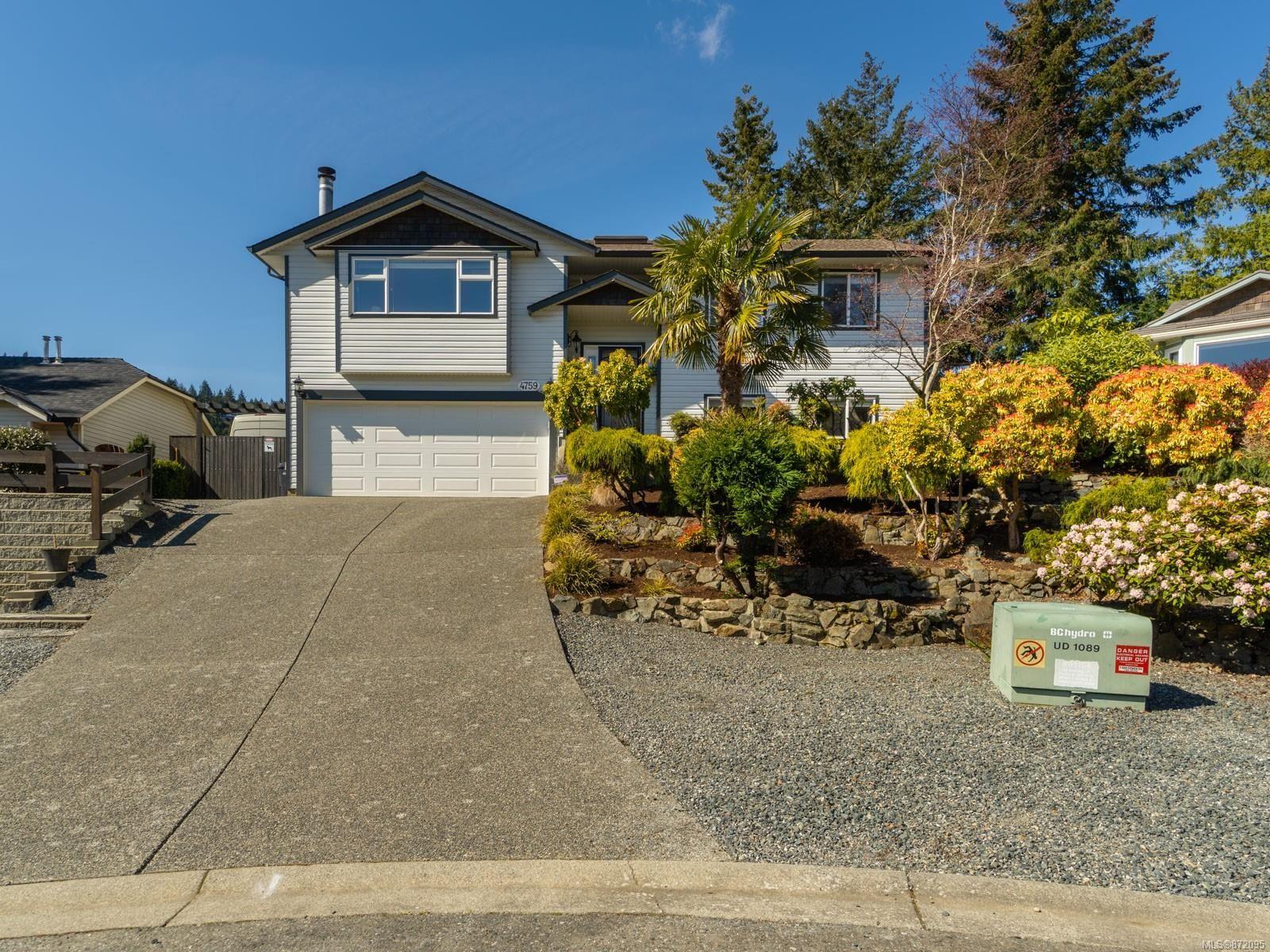 Main Photo: 4759 Spirit Pl in : Na North Nanaimo House for sale (Nanaimo)  : MLS®# 872095