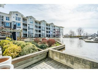 "Photo 17: 103 4500 WESTWATER Drive in Richmond: Steveston South Condo for sale in ""COPPER SKY WEST"" : MLS®# R2447932"