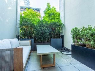 "Photo 22: 1110 HORNBY Street in Vancouver: Downtown VW Townhouse for sale in ""ARTESMIA"" (Vancouver West)  : MLS®# R2575042"