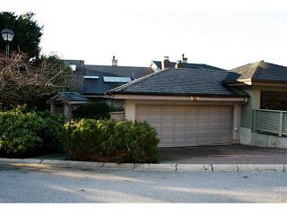 Photo 10: 5320 MEADFEILD RD in West Vancouver: Upper Caulfeild Townhouse for sale : MLS®# V1040089