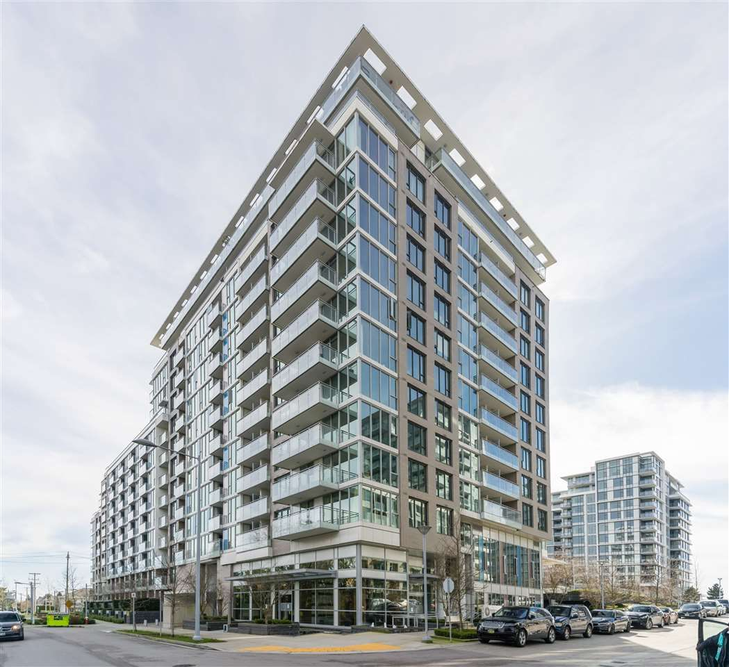 "Main Photo: 1125 8988 PATTERSON Road in Richmond: West Cambie Condo for sale in ""CONCORD GARDENS"" : MLS®# R2562365"