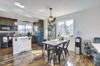 Photo 8: 36 Auburn Meadows Link SE in Calgary: Auburn Bay Semi Detached for sale : MLS®# A1121657