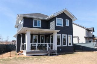 Photo 35: 8128 GOURLAY Place in Edmonton: Zone 58 House for sale : MLS®# E4240261