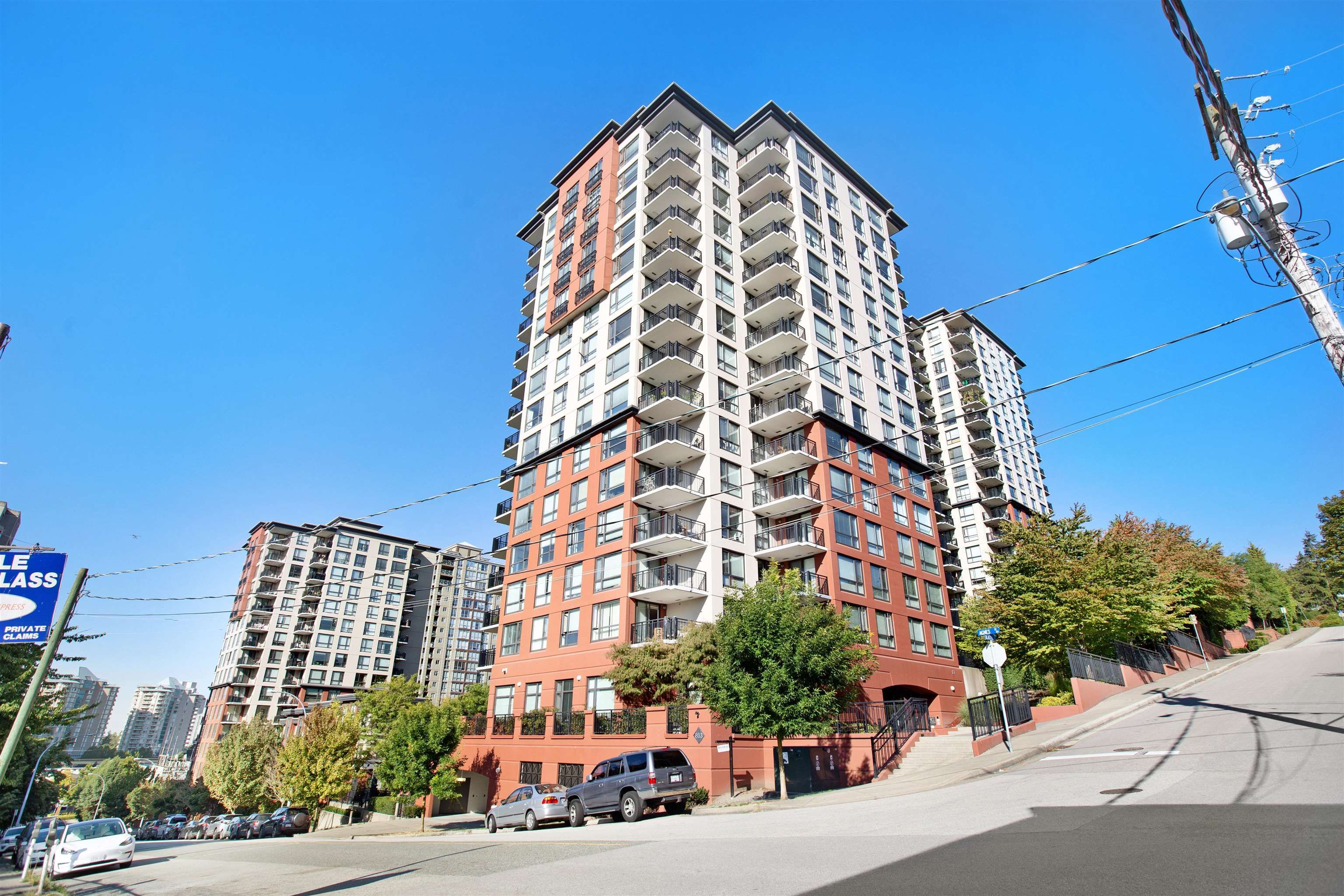 """Main Photo: 1405 813 AGNES Street in New Westminster: Downtown NW Condo for sale in """"NEWS"""" : MLS®# R2615108"""