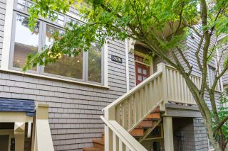 Photo 2: 3536 W 5TH Avenue in Vancouver: Kitsilano Townhouse for sale (Vancouver West)  : MLS®# R2409542