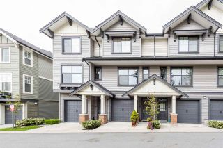 Photo 1: 45 3470 HIGHLAND DRIVE in Coquitlam: Burke Mountain Townhouse for sale : MLS®# R2266247