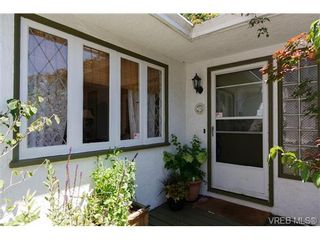 Photo 2: 2238 Edgelow St in VICTORIA: SE Arbutus Half Duplex for sale (Saanich East)  : MLS®# 658376