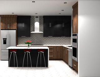Photo 3:  in Edmonton: Zone 15 House Half Duplex for sale : MLS®# E4244576