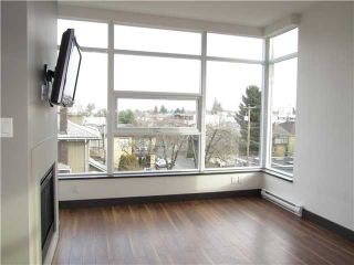 """Photo 4: 404 1088 W 14TH Avenue in Vancouver: Fairview VW Condo for sale in """"COCO"""" (Vancouver West)  : MLS®# V1044068"""