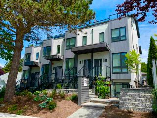 Photo 1: 2729 DUKE Street in Vancouver: Collingwood VE Townhouse for sale (Vancouver East)  : MLS®# R2589429
