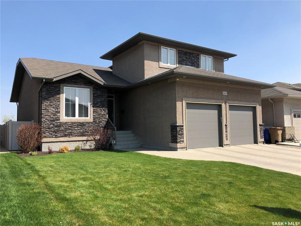 Main Photo: 2615 Jameson Crescent in Regina: Windsor Park Residential for sale : MLS®# SK774169