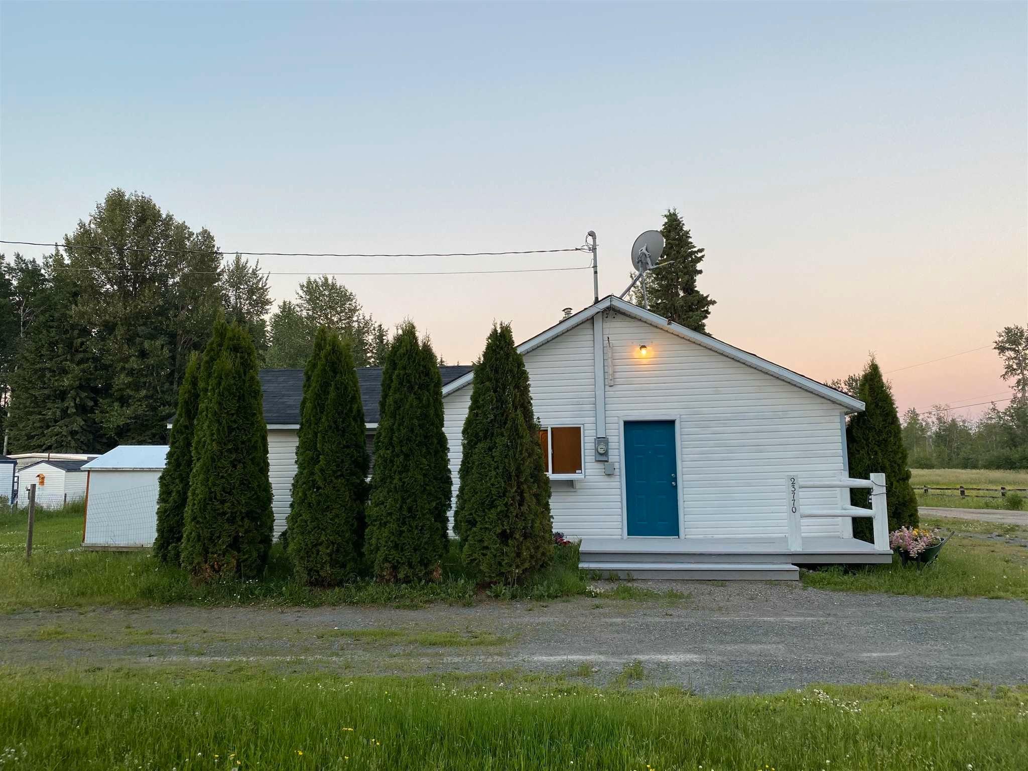 "Main Photo: 23770 CHIEF LAKE Road in Prince George: Nukko Lake House for sale in ""Nukko Lake"" (PG Rural North (Zone 76))  : MLS®# R2597145"