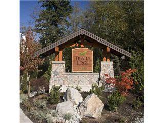 "Photo 10: 96 24185 106B Avenue in Maple Ridge: Albion Townhouse for sale in ""TRAILS EDGE"" : MLS®# V904906"
