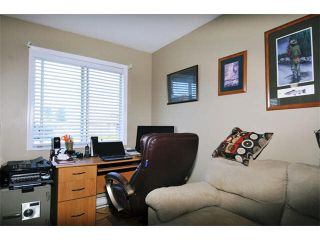 """Photo 9: 31 12268 189A Street in Pitt Meadows: Central Meadows Townhouse for sale in """"MEADOW LANE ESATES"""" : MLS®# V1094613"""