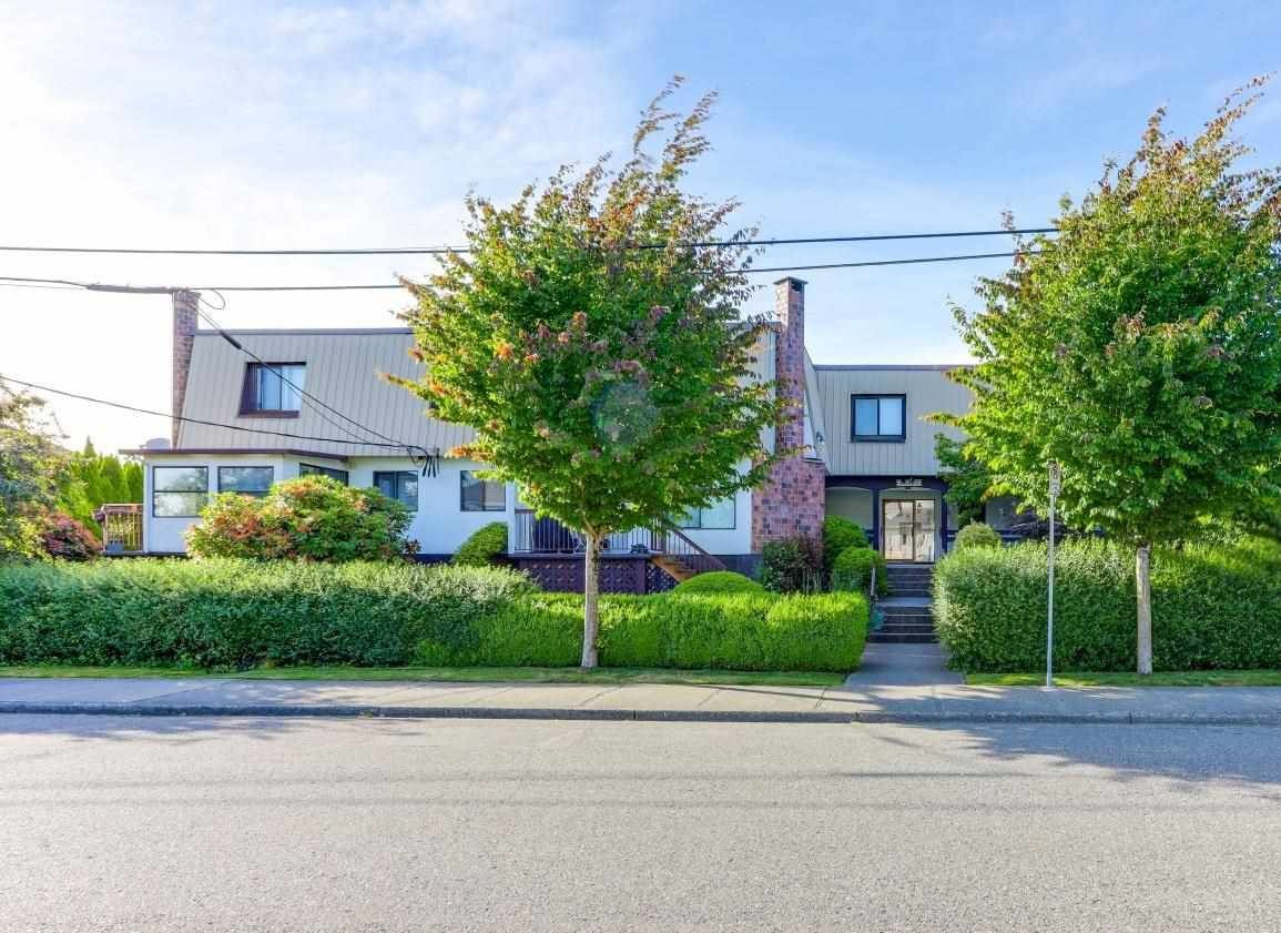 """Main Photo: 6 46085 GORE Avenue in Chilliwack: Chilliwack E Young-Yale Townhouse for sale in """"Sherwood Gardens"""" : MLS®# R2585695"""