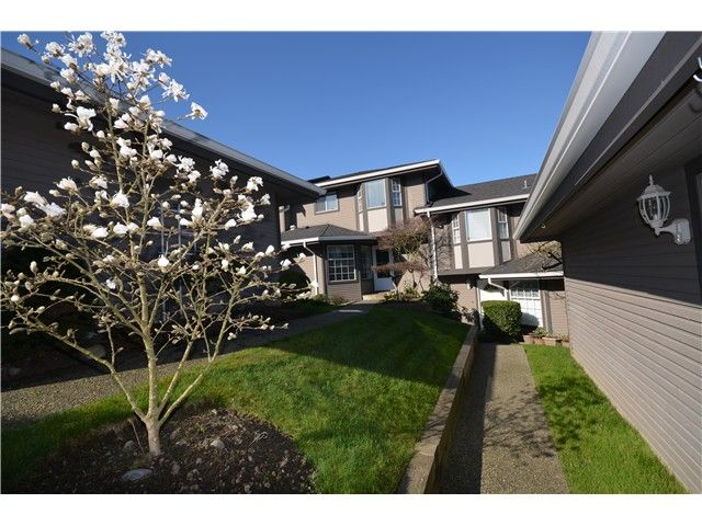 "Main Photo: 143 1140 CASTLE Crescent in Port Coquitlam: Citadel PQ Townhouse for sale in ""CITADEL"" : MLS®# V999304"