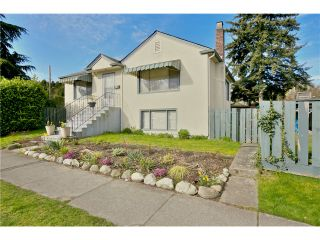Main Photo: 4175 MACDONALD Street in Vancouver: Arbutus House for sale (Vancouver West)  : MLS®# V1113793