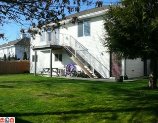 "Photo 26: 33712 APPS Court in Mission: Mission BC House for sale in ""HILLSIDE/CHERRY RIDGE"" : MLS®# F1005003"