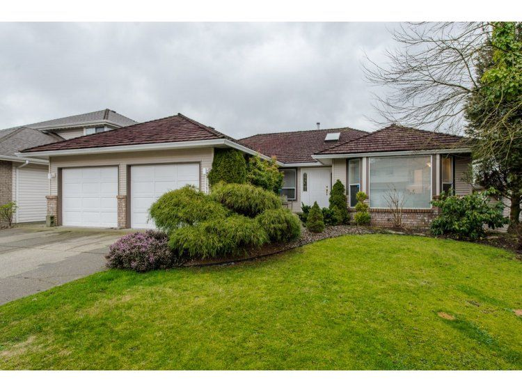 Main Photo: 31098 HERON Avenue in Abbotsford: Abbotsford West House for sale : MLS®# R2032338