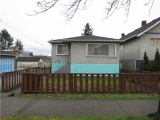 Photo 1: 374 E 57TH Avenue in Vancouver: South Vancouver House for sale (Vancouver East)  : MLS®# V931435