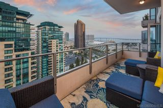 Photo 11: Condo for sale : 2 bedrooms : 550 Front St #1703 in San Diego