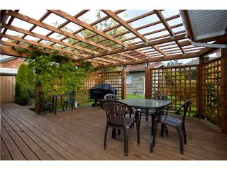 Photo 10: 345 MUNDY Street in Coquitlam: Coquitlam East House for sale : MLS®# V918940